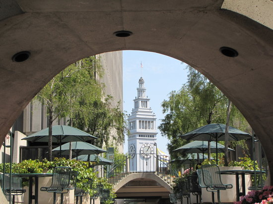 Hotel Vitale, a Joie de Vivre hotel: Ferry Building