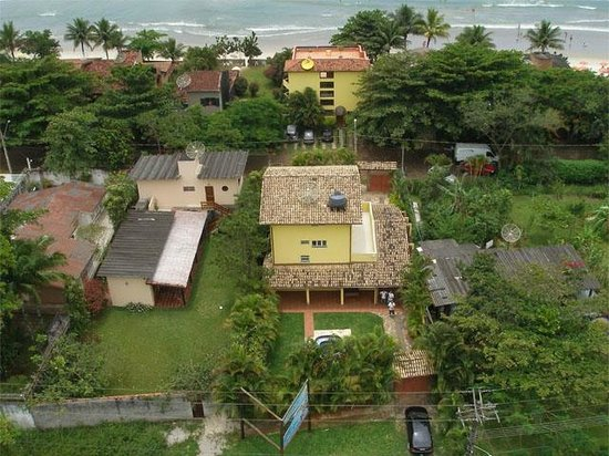 Pousada Casa na Praia: Vista Aérea