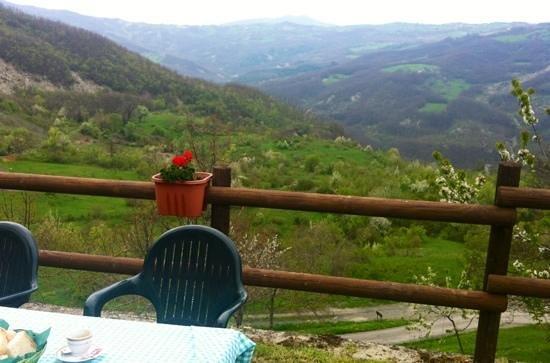 Osteria La Baccana: panorama
