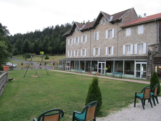 Parc - Picture of Le Fort du Pre, Saint-Bonnet-le-Froid - TripAdvisor