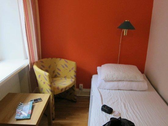 Birka Hostel: Singelrum