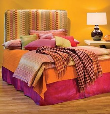missoni bedding at pandora's. - picture of pandora's, santa fe
