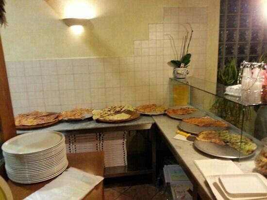 Dal Tagliapizza: Pizza!!!!