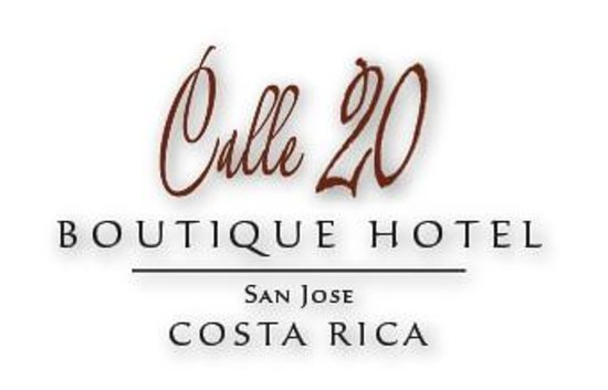 New logo picture of boutique hotel calle 20 san jose for Boutique hotel logo
