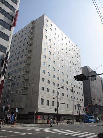 Osaka Tokyu REI Hotel: ホテル外観