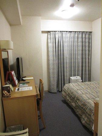 Osaka Tokyu REI Hotel: シングルルーム