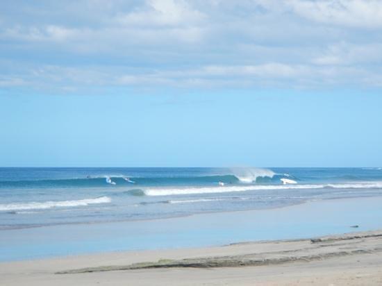 Playa Avellana: watching Surfers at Avellana's