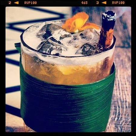 Imperial Craft Cocktail Bar: The Bengal cocktail