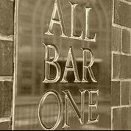 All Bar One London Bridge: Logo