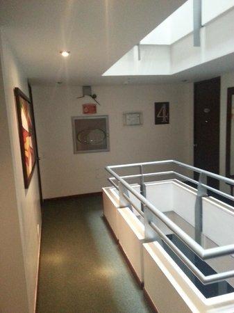 Hotel Platinum Suite: 4th floor