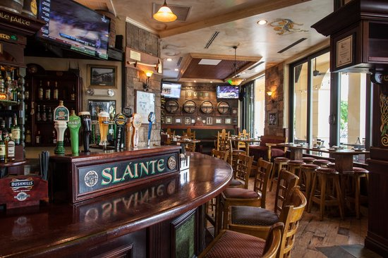 Irish Pub Picture Of Slainte Irish Pub Boynton Beach