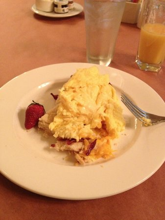 Loews New Orleans Hotel: Breakfast