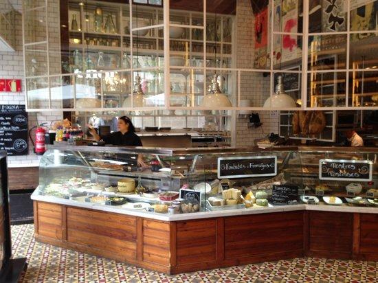 Qu qu passeig de gracia barcelona foto di restaurante - Restaurantes passeig de gracia ...