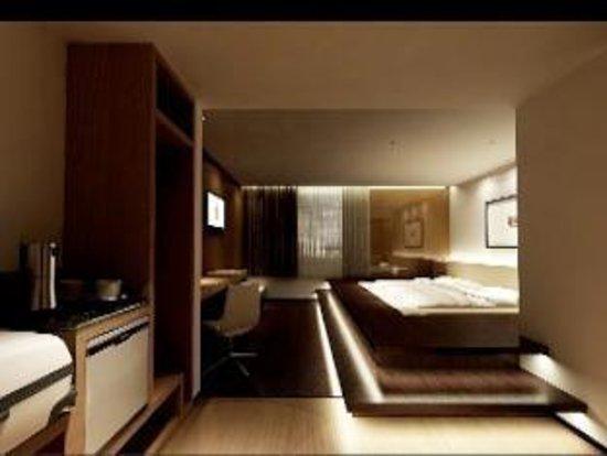 de JAVA Hotel: deluxe room