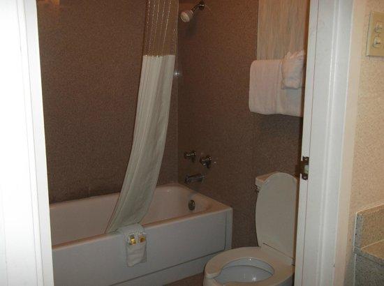 Days Inn Flagstaff - West Route 66: La salle de bains