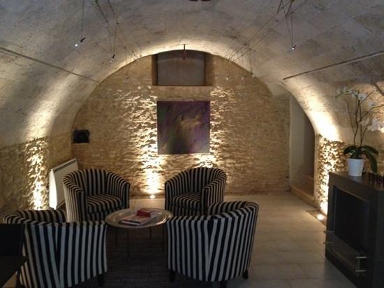 Villa Fauve Maison d'Hôtes : general living room