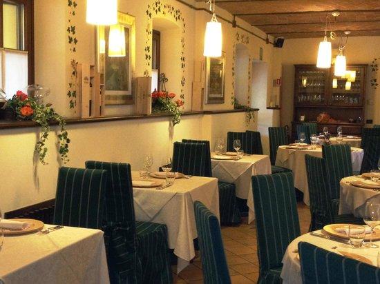 La Corte Ristorante: Sala ristorante