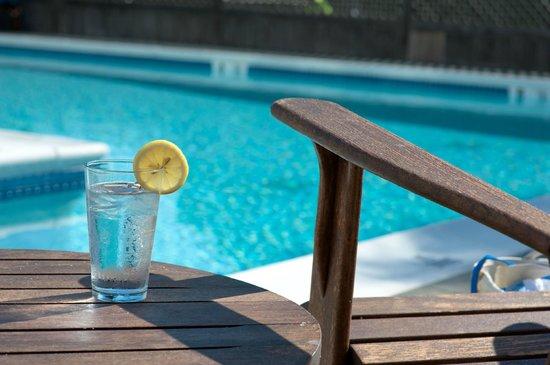 Greenport, Estado de Nueva York: pool area
