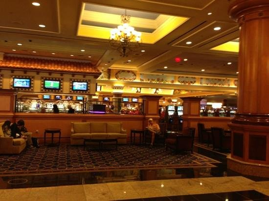 South Point Hotel, Casino and Spa: view from lobby