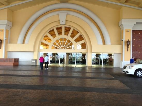 South Point Hotel, Casino and Spa: entrance