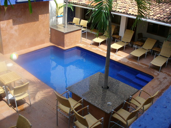 Hotel Mercurio: Pool area 3
