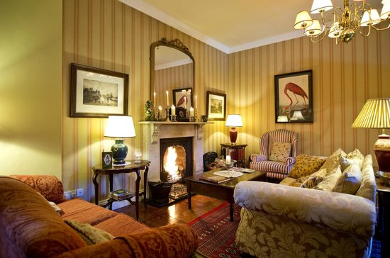 Carrig Country House & Restaurant: Drawing Room at Carrig