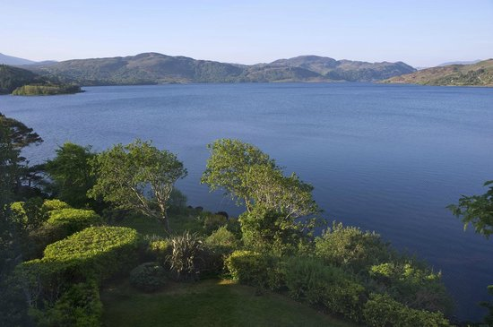 Carrig Country House & Restaurant: Lake View