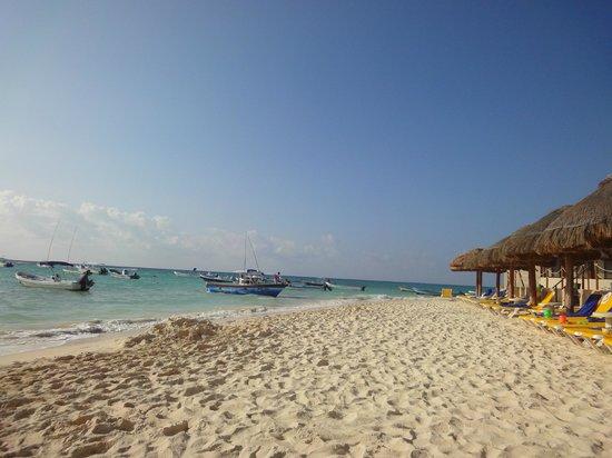 The Reef Coco Beach: beach.....