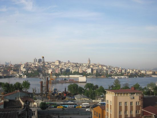 Hayriye Hanim Konagi Hotel: The view from the room