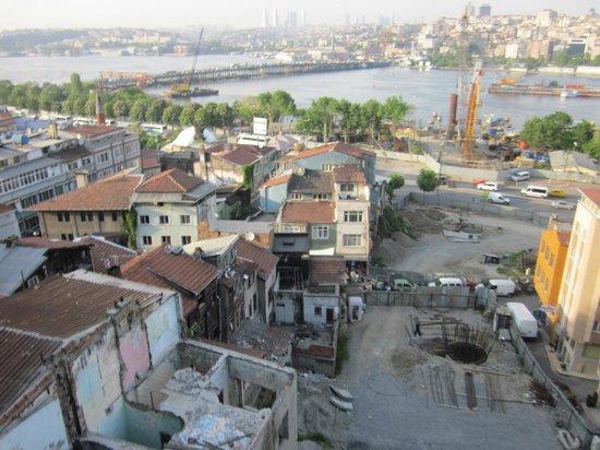 Hayriye Hanim Konagi Hotel: The view