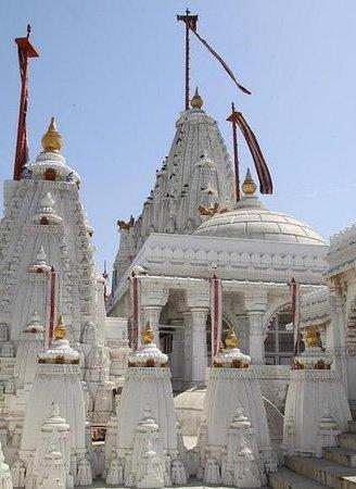 Raisi Shah's Jain Temple