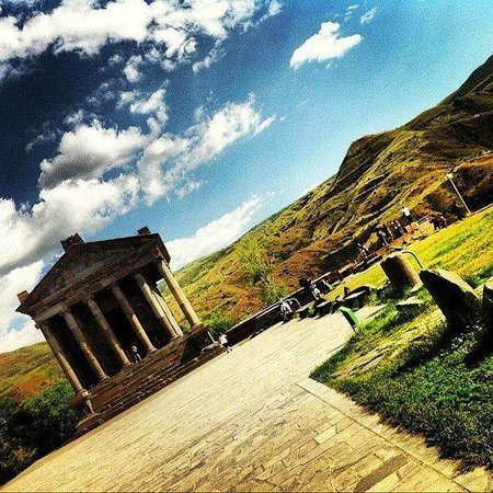 Garni Temple : Garni, impression