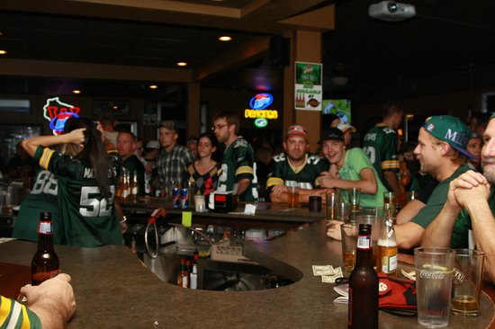 The Point After Pub: Packer game