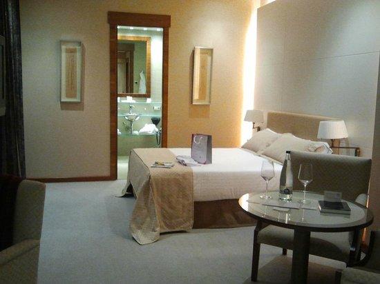 Sercotel Sorolla Palace Hotel: Habitación 708