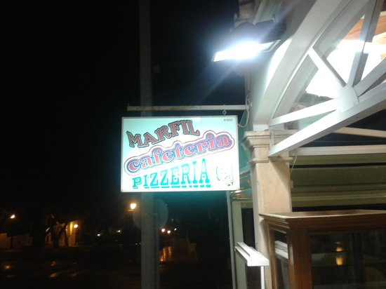 Cafeteria Marfil : Marfil Cafeteria