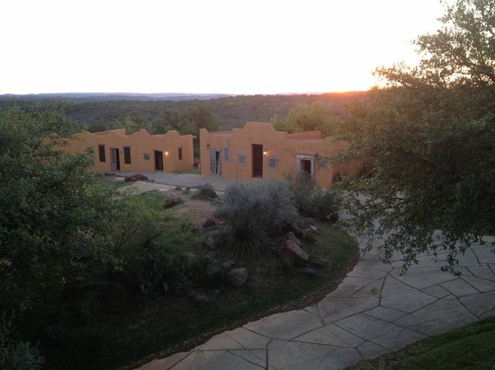 Trois Estate at Enchanted Rock: View of Grounds