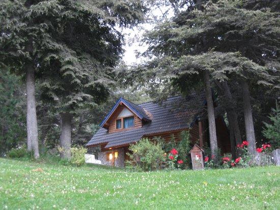 Cabanas Paisaje Bandurrias : Que hermosa cabaña!