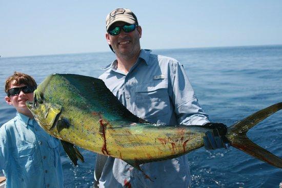 Diablo Sportfishing: Dad and Son Dorado