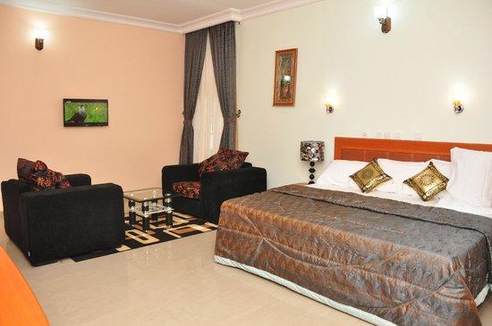 Hemas Hotel: Room