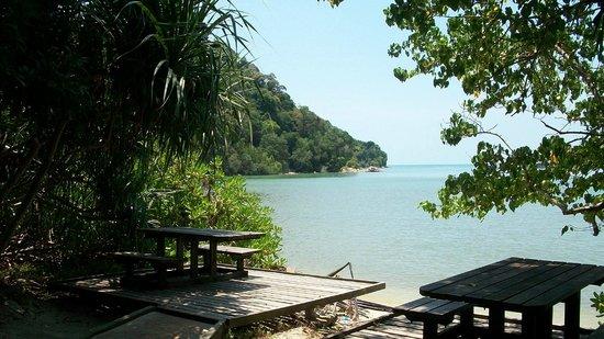 Penang National Park (Taman Negara Pulau Pinang): national park
