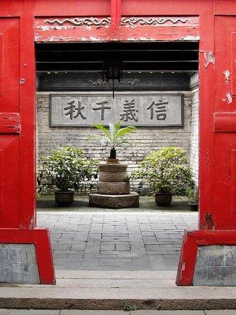 Jinggangshan Baiyun Temple