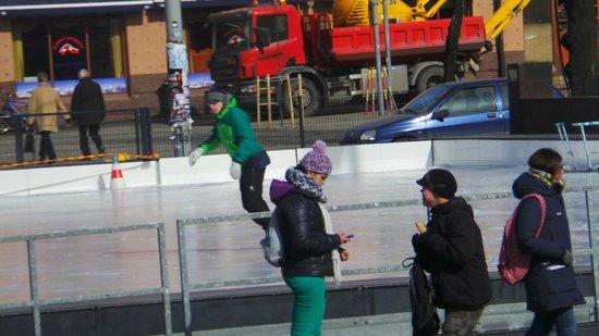 Helsinki Icepark