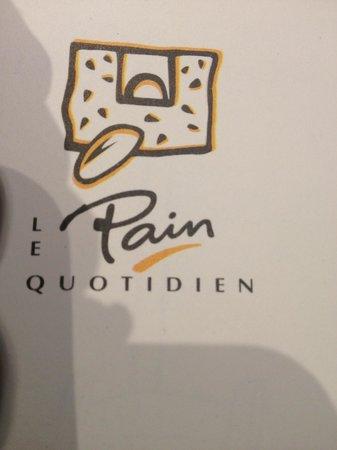 Le Pain Quotidien: .