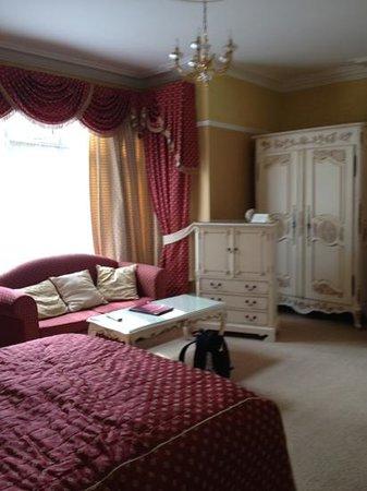 Ardmore House: honeymoon suite