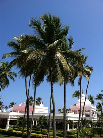 Hotel Riu Palace Punta Cana: Riu Palace Punta Cana March 2013