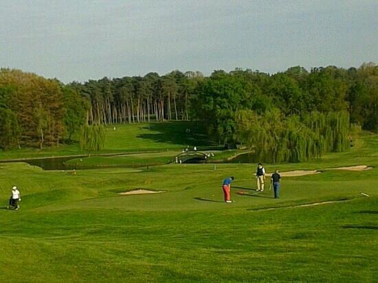 Golf Club Castelconturbia: campo da golf
