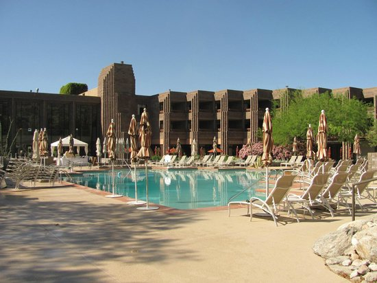 Loews Ventana Canyon Resort: pool
