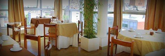 Marti Apart Hotel: Vista Del Salon Panoramico