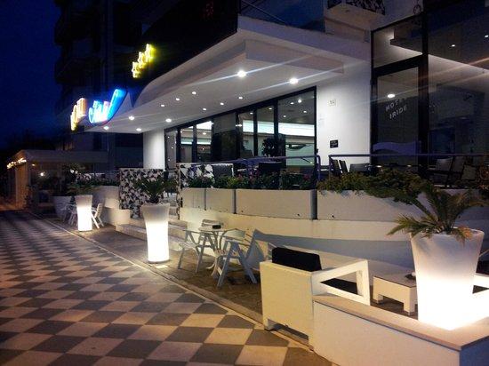 Hotel Iride: foto esterno