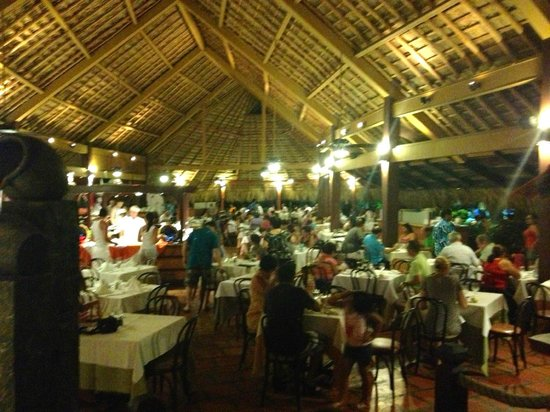 Doubletree Resort by Hilton, Central Pacific - Costa Rica: Main Dining Area